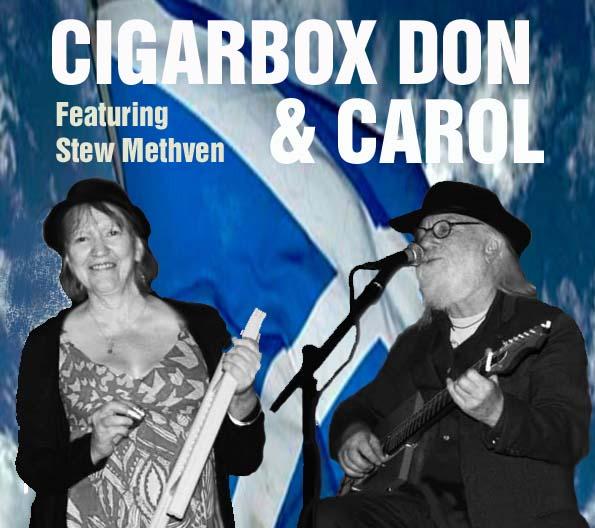 Vignette Cigarbox Don & Carol BSA CBG 2015 Bis